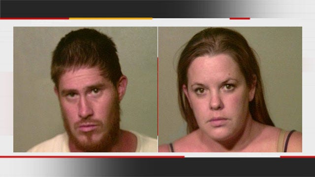 DHS Takes Child Into Custody After OKC Parents Found Passed Out