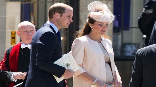 It's A Boy! Duchess Kate Gives Birth In London