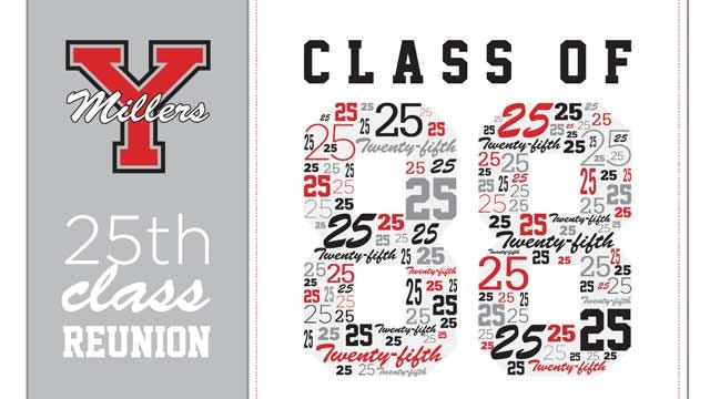 YHS Class Of '88 Marks 25 Years With Benefit For Yukon Schools