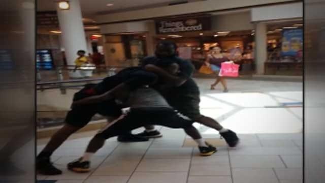 Brawl Caught On Camera At Quail Springs Mall, Raises Concerns