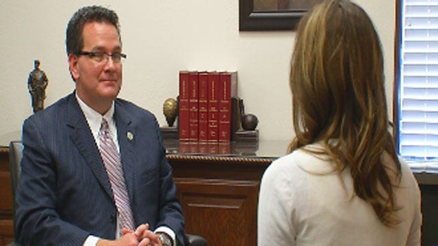 Criticism Grows Over Caddo Co. DA Sharing Drug Proceeds With Private Company