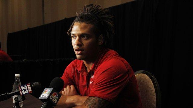 Millard Vital To The Success Of Oklahoma's Offense In 2013
