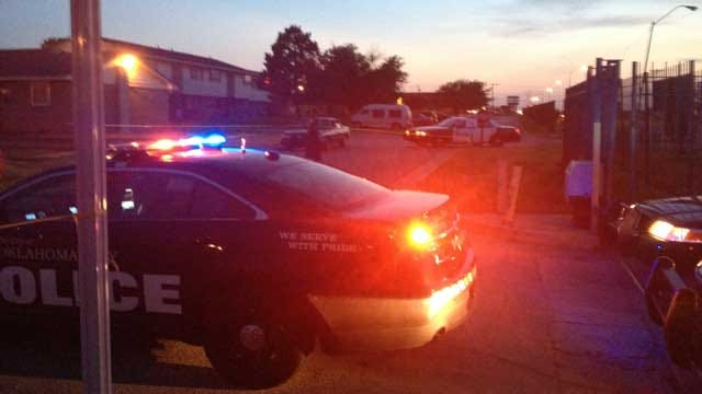 Two Men Seriously Injured In Separate Shootings In OKC