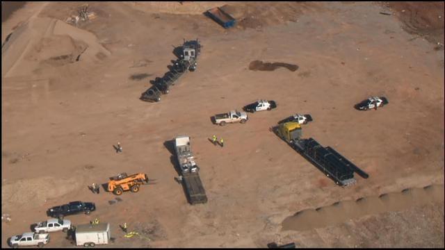 Worker Killed At SE OKC Landfill