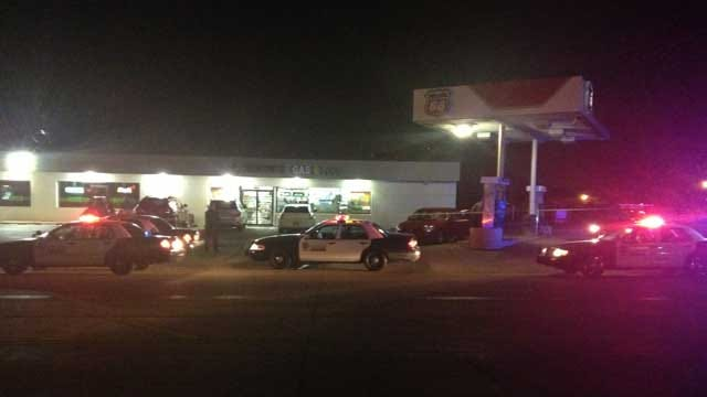 Police Investigate Deadly Convenience Store Shooting In NW OKC