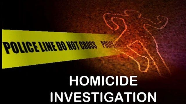 Lawton Man Accused Of Fatally Shooting Ex-Wife