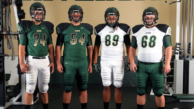 OBU Unveils Football Uniforms
