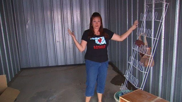 Moore Family's Heirlooms Survive Tornado, Get Stolen From Storage Facility