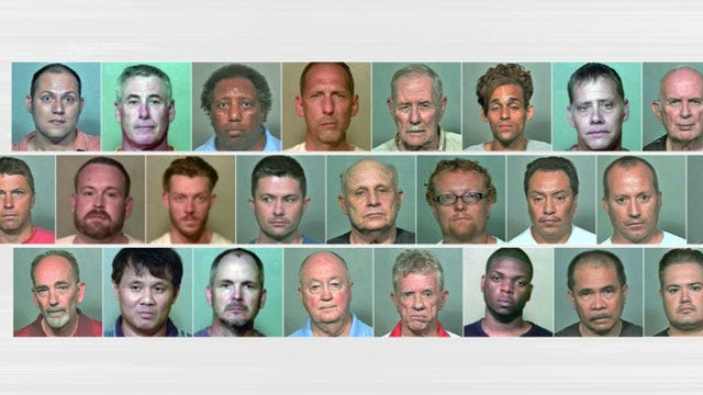 Residents Near Lake Hefner React To Sex Sting