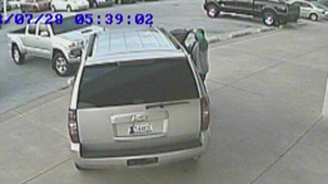 Caught On Camera: Edmond Car Dealership Hit Again By Brazen Thieves