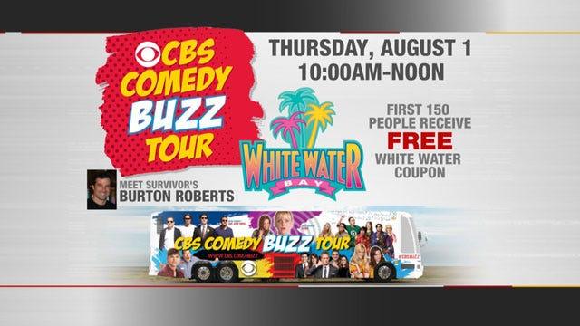 CBS Buzz Tour Stopping In OKC
