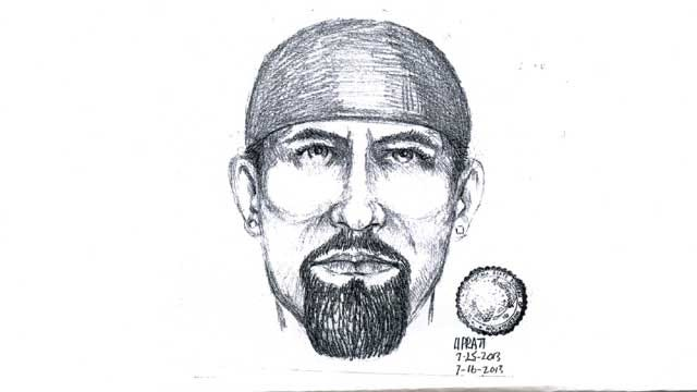 Police Release Sketch Of Suspect In Rape Of OKC Mother