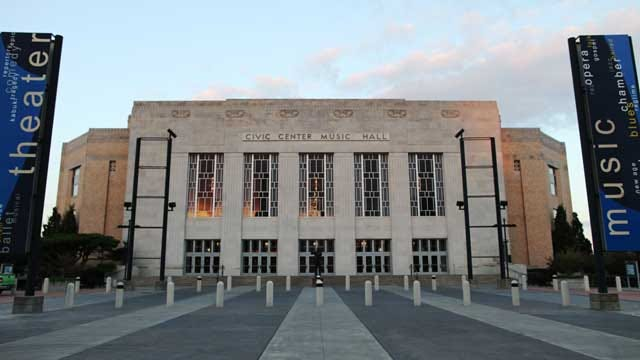 Renovations Planned For OKC Civic Center