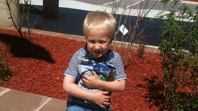 Family Grieves Death Of 8-Year-Old Aidan Hooper, Killed At Edmond Parade