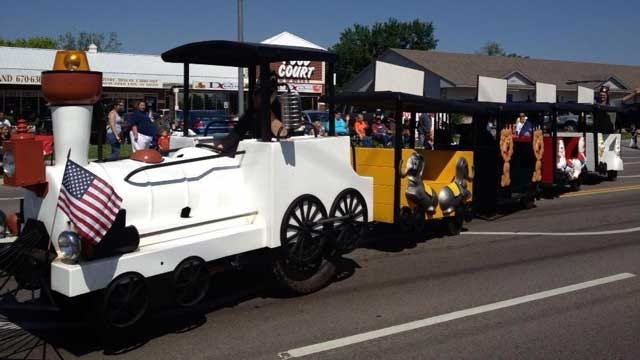 Thieves Steal Shriners Train To Be Used In Edmond 4th Of July Parade