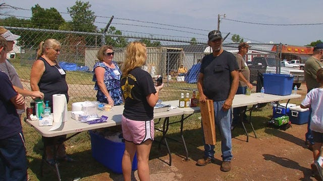 Little Axe Family Paying Tornado Relief Efforts Forward