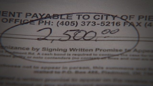 Piedmont Officer, Fired For Writing 'Urination Ticket,' Tells His Side