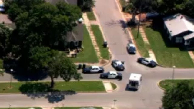 Police: One Person Stabbed In Northwest OKC