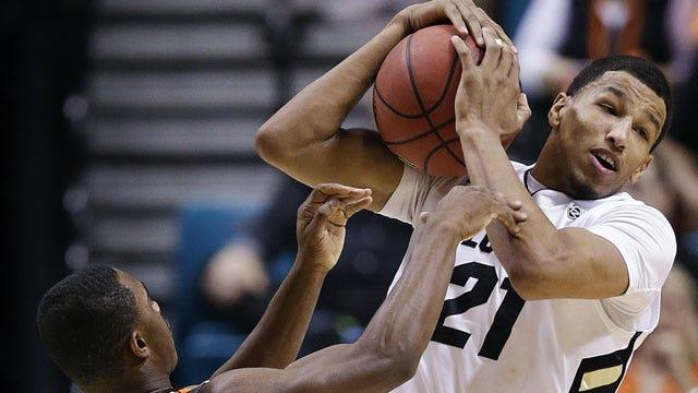 Thunder Draft Pick Roberson Boasts Impressive Family Of Athletes