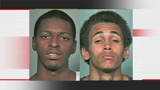 Two Arrested For Breaking Into OKC Elementary School