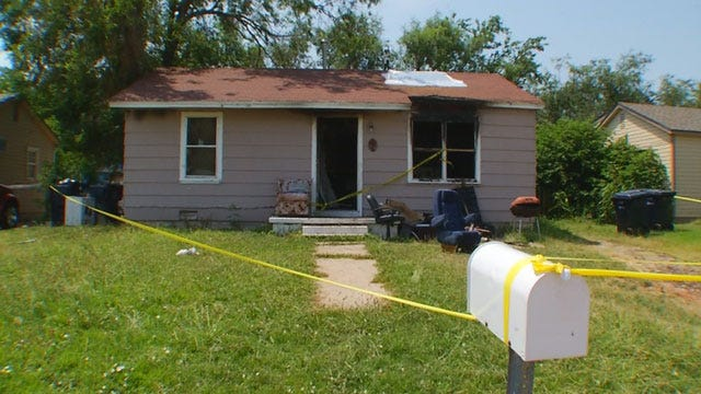 Neighbor Describes Deadly House Fire In SW OKC