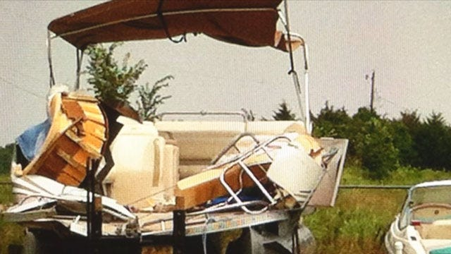 Boater Involved In Fatal Hit-And-Run Crash On Lake Eufaula Turns Self In