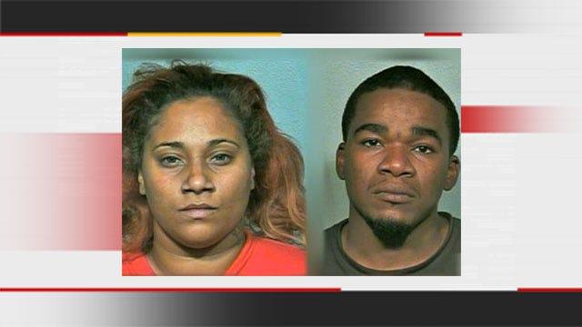 Police: Warr Acres Couple Swindles Gun Shops Of More Than A Dozen Guns