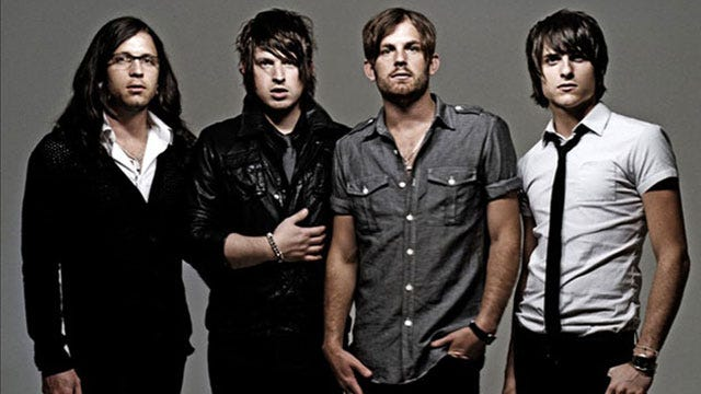'Rock For Oklahoma' Benefit Concert Features Kings Of Leon, The Flaming Lips