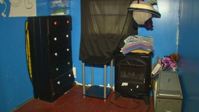 Thieves Ransack OKC Family's Nursery, Mother Says