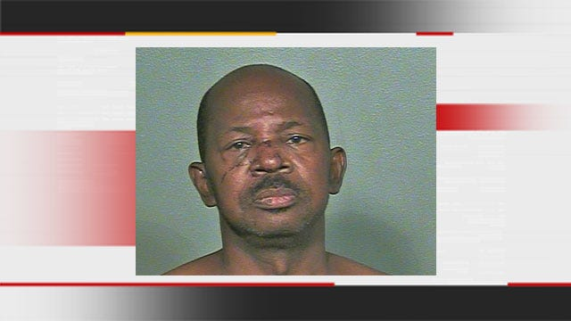 Witness Punches OKC Man Accused Of Exposing Self To Children