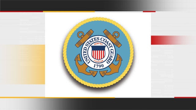 Coast Guard Responds To Natural Gas Leak In Gulf Of Mexico