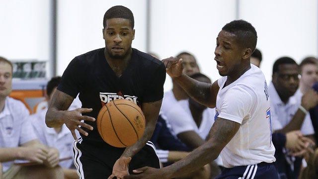 Jackson Erupts As OKC Comes Back To Beat Detroit