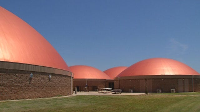 Oklahoma School Says Its Buildings Are Tornado Proof