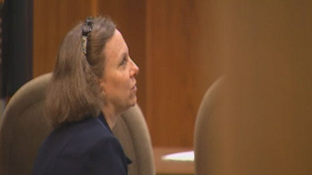 Sentencing Expected Tuesday For Becky Bryan In Husband's Death