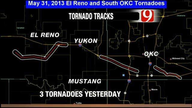 11 Killed, Including 2 Kids, During Tornado Outbreak In Central OK