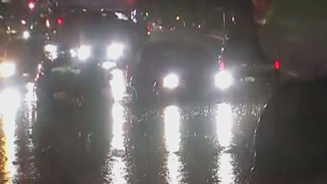 Authorities Discourage Travel In Parts Of OK County Due To Flooding