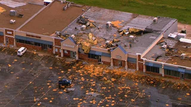 Officials Evaluate Impact From Central OK Storms, Tornadoes