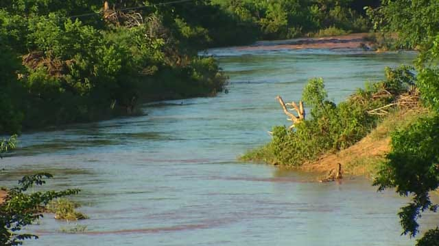 Crews Resume Search For Man Missing In NE OKC River