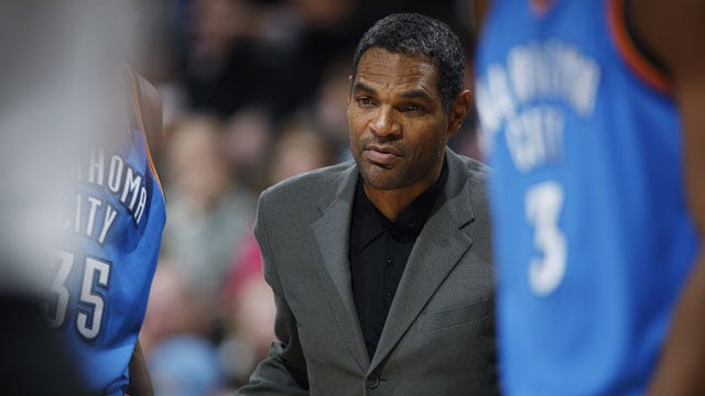 Report: Thunder Assistant Mo Cheeks Named New Pistons Coach