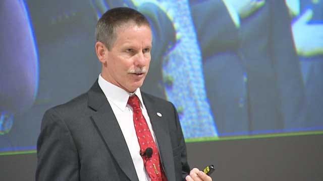 Lead Investigator In Virginia Tech Massacre Heads Training In OK