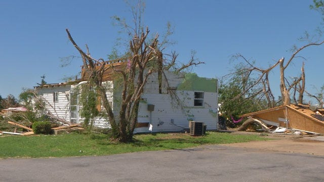 Disaster Assistance Expands To Include More Storms And Canadian County