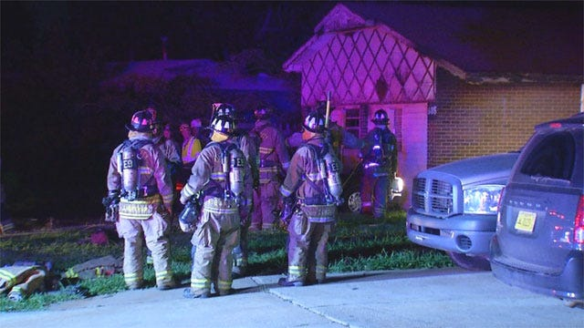 Several Pets Killed In SE OKC House Fire