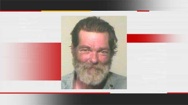 OKC Police Arrest Man Accused Of Choking Dog To Death