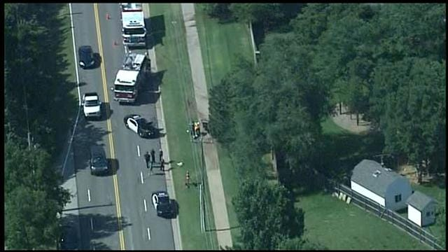 One In Custody After High-Speed Chase In Edmond