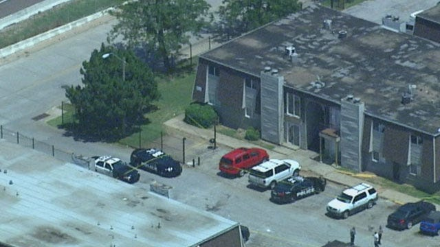 Police Investigate Deadly Shooting at OKC Apartment Complex