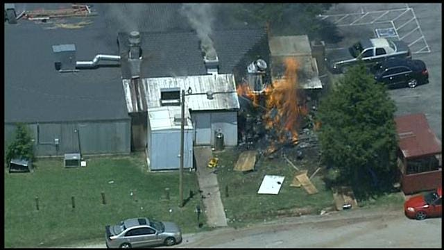 Popular NW OKC Restaurant Destroyed By Fire