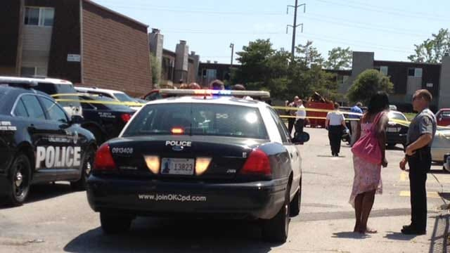 OKC Police Identify Victims Of Double Shooting