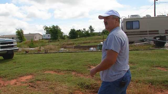 City Ordinance Prevents Blanchard Man From Rebuilding After 2011 Tornado