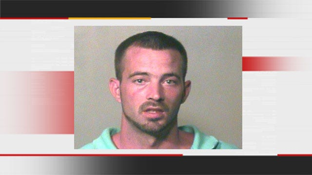 Midwest City Man Accused Of Hitting Motorcyclist, Driving Away