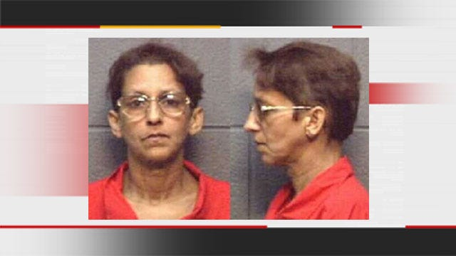 Woman Arrested For Bank Robbery In Lawton